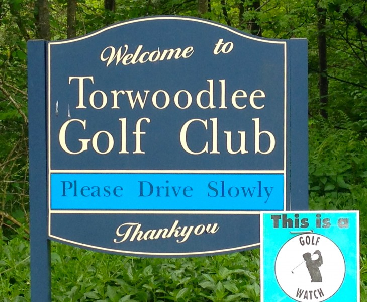 Torwoodlee entry